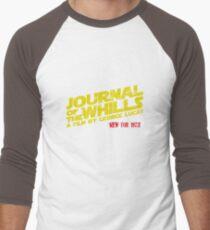JOURNAL OF THE WHILLS 1973 Men's Baseball ¾ T-Shirt