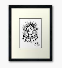 Peacock#1 Framed Print