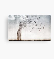 Superstitiously Divine Canvas Print
