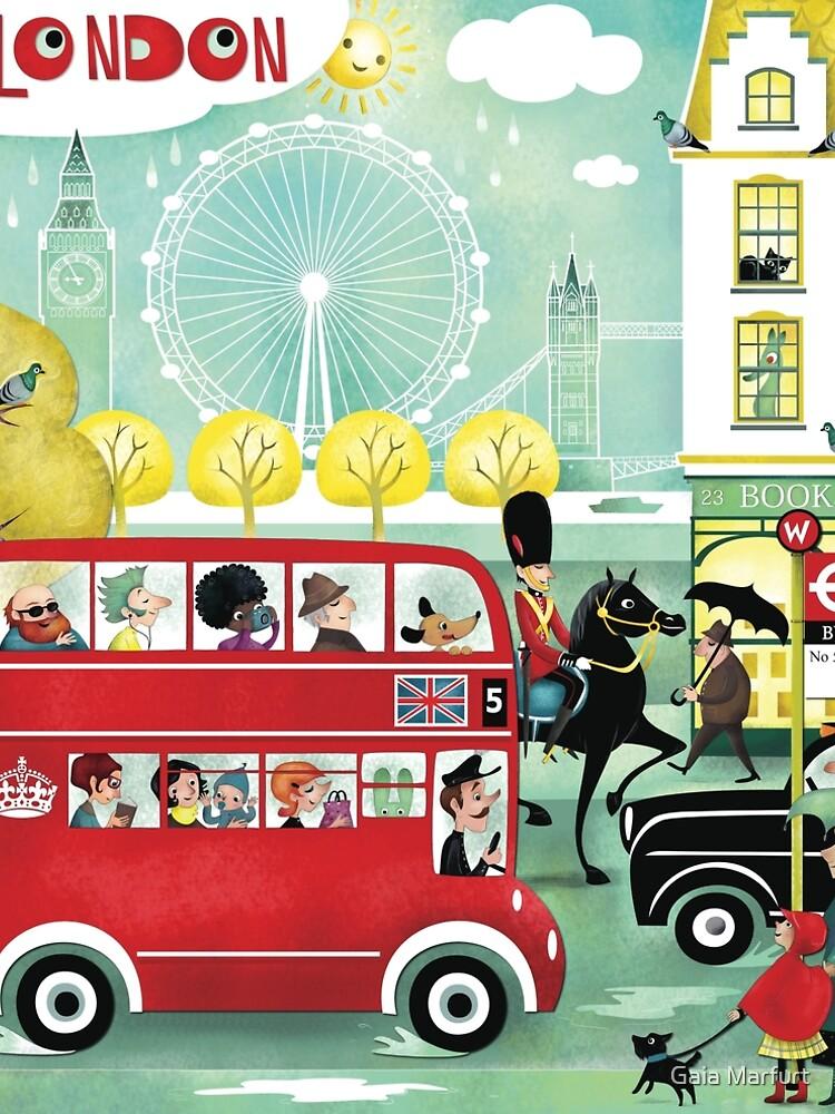 Happy London by gaiamarfurt