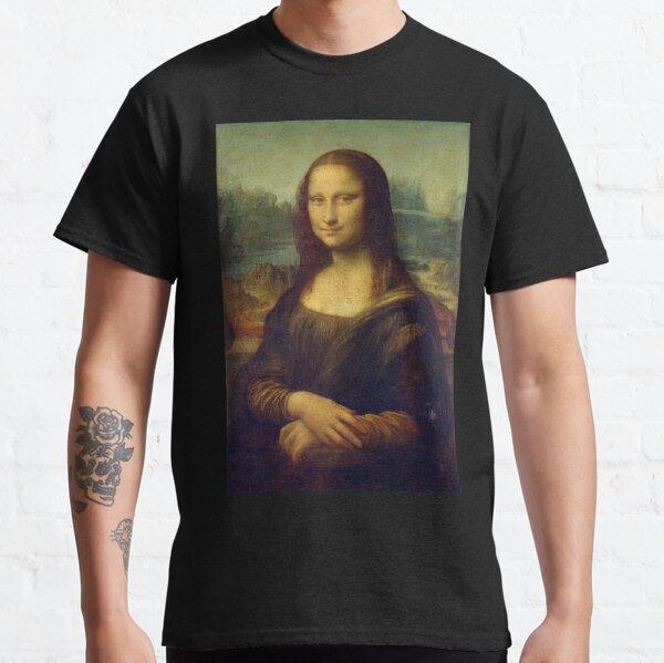 Mona Lisa (Leonardo) Classic T-Shirt