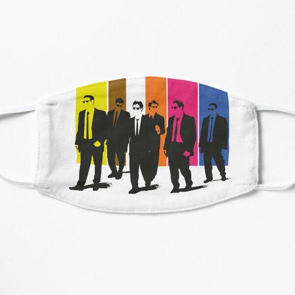 Reservoir Dogs, mr pink, mr blonde, mr orange, mr white Flat Mask