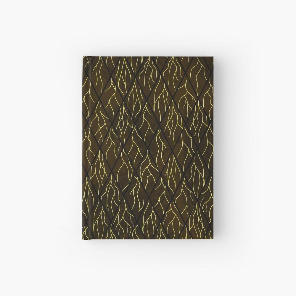 Earthen Scales, Golden Streams Hardcover Journal