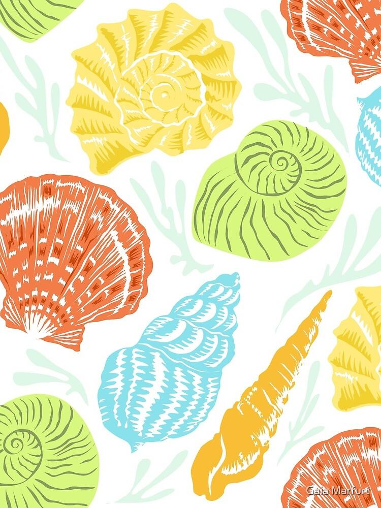happy shells by gaiamarfurt