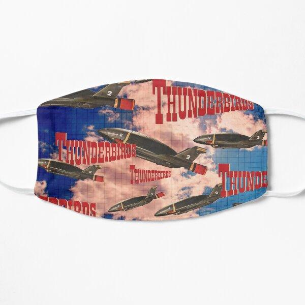 Thunderbirds 2 Flat Mask