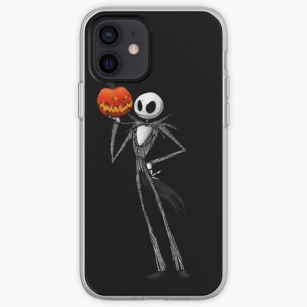 Jack the Pumpkin King iPhone Soft Case