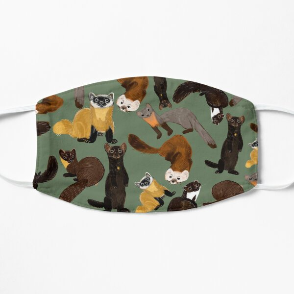 Martens of the World Mask