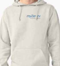 myZen.tv - The well-being channel Pullover Hoodie