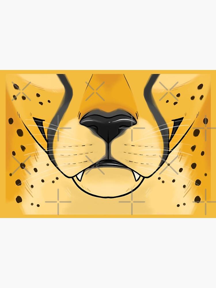 Cheetah by Viech