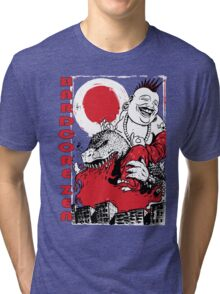 Sit Down & Shut Up  Tri-blend T-Shirt