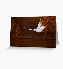 Australian Ballet Greeting Card