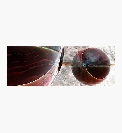 Spheroids #1 Photographic Print