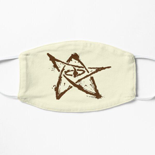 Elder Sign (Brown) Flat Mask