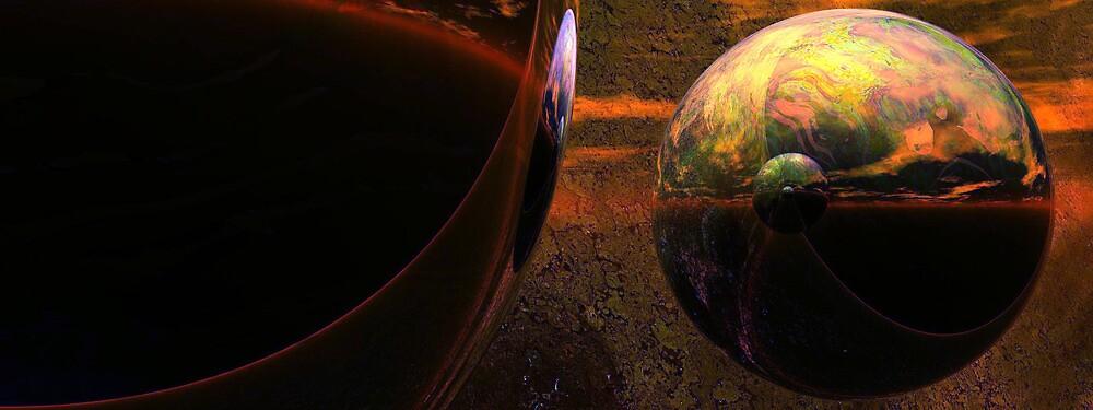Spheroids #2 by Benedikt Amrhein