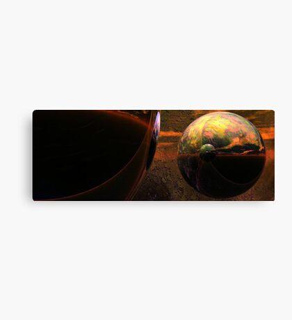 Spheroids #2 Canvas Print