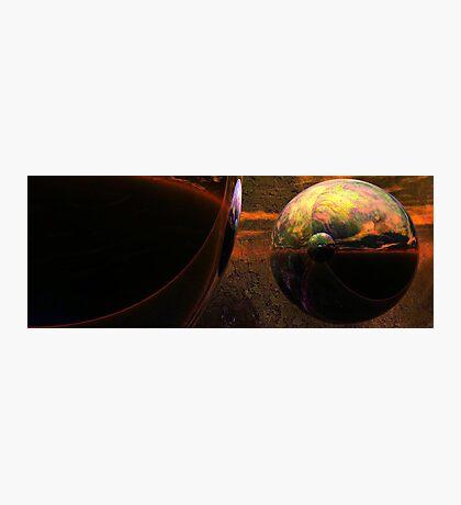 Spheroids #2 Photographic Print