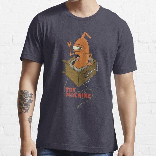 Broken television, toy machine- t shirt design  Essential T-Shirt