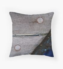 Aground Throw Pillow