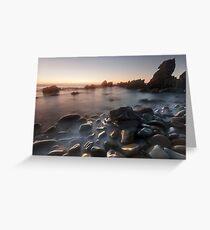 The Kaikoura Peninsula Greeting Card