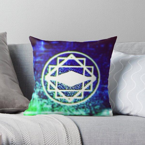 Keystone Throw Pillow
