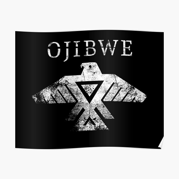 Ojibwe Poster