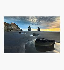 North Taranaki Photographic Print