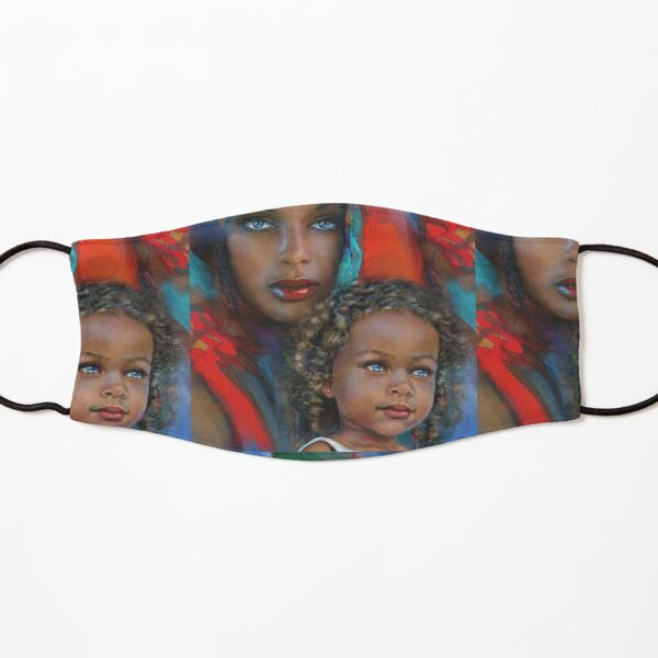 """""""Mother And Child"""" Kids Mask"""