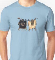 Line Dry Afghans Unisex T-Shirt