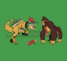 Boss vs Kong