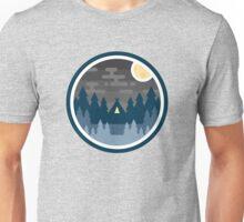Woods Badge - Night Unisex T-Shirt