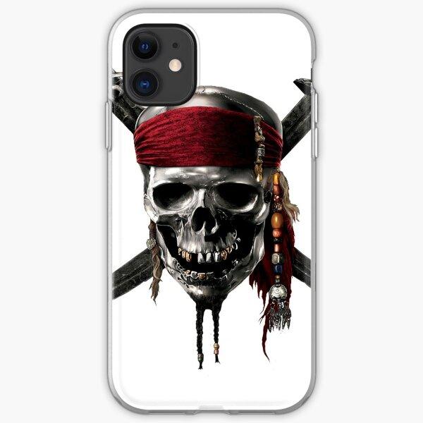 Pirate of Caribbean iPhone Soft Case