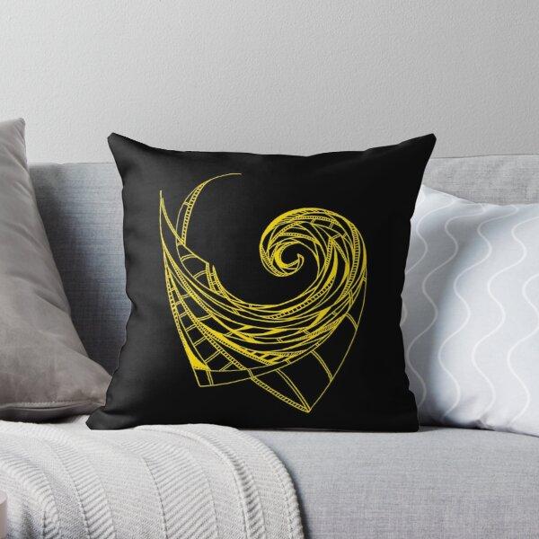 Believe - Yellow Throw Pillow