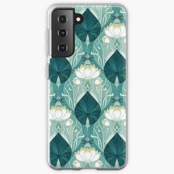 Nouveu Waterlily Samsung Galaxy Soft Case