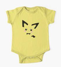 Pichu Minimalist Baby Body Kurzarm