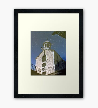 Industrial Revolution Revisited Framed Print