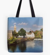 Slater Mill Complex Tote Bag