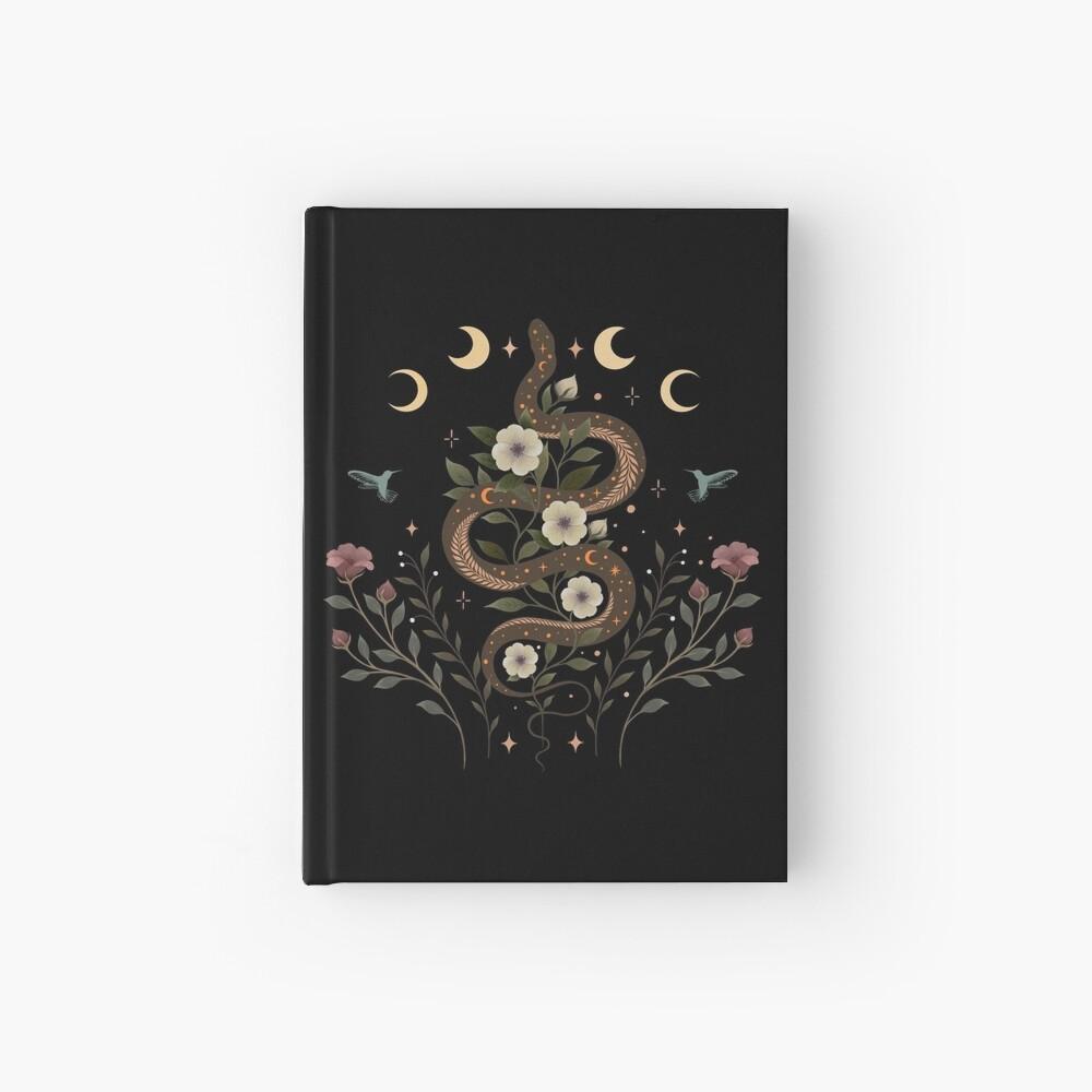 Serpent Spell-Colour  Hardcover Journal