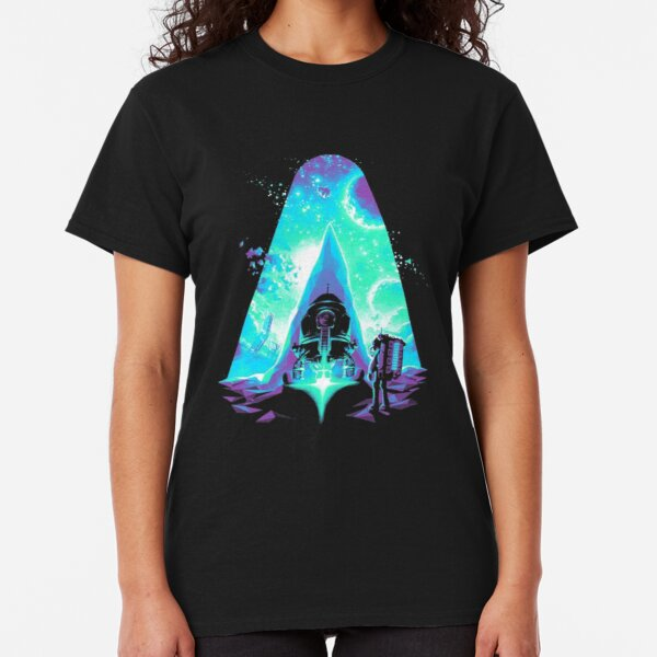 Astroneer - Indie Game Classic T-Shirt