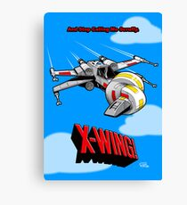 X-Wing! Canvas Print