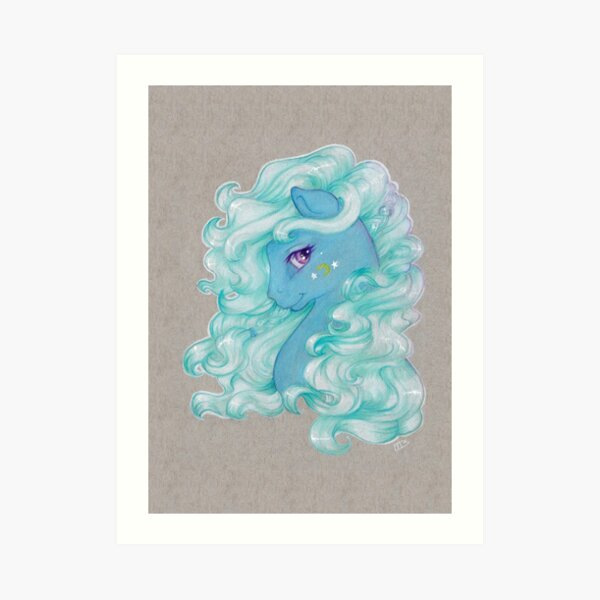 Nightglider Art Print