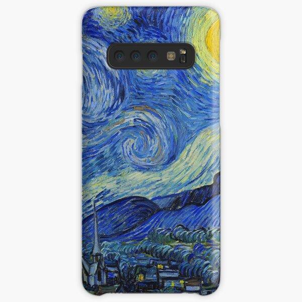 Die Sternennacht Vincent van Gogh Samsung Galaxy Leichte Hülle