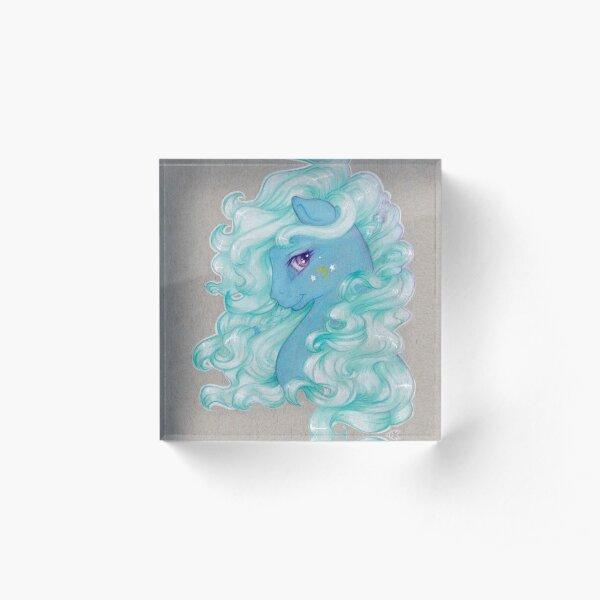 Nightglider Acrylic Block