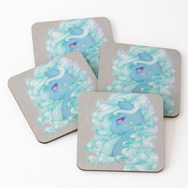 Nightglider Coasters (Set of 4)