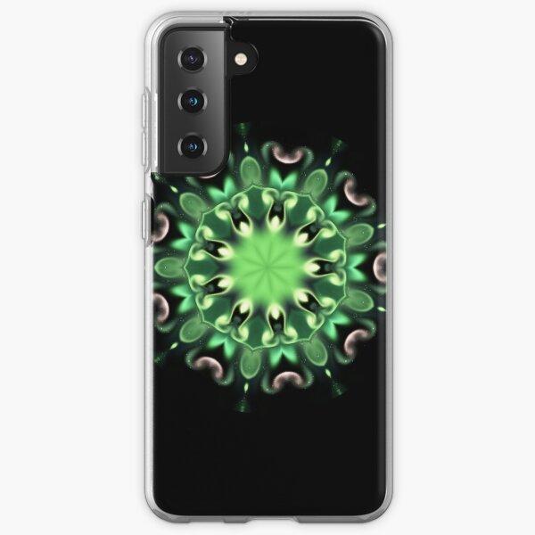 mandala #4 Samsung Galaxy Soft Case