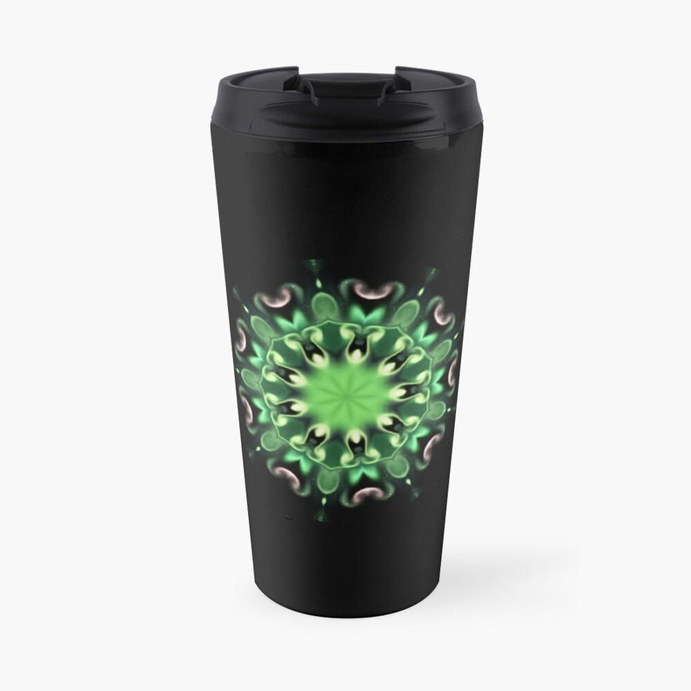mandala #4 Travel Mug