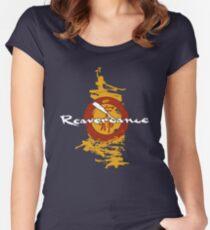 Reaverdance Women's Fitted Scoop T-Shirt