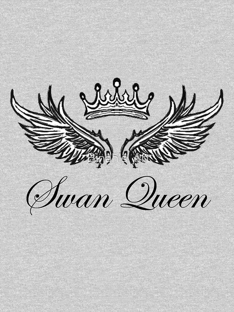 Swan Queen  | V-Neck