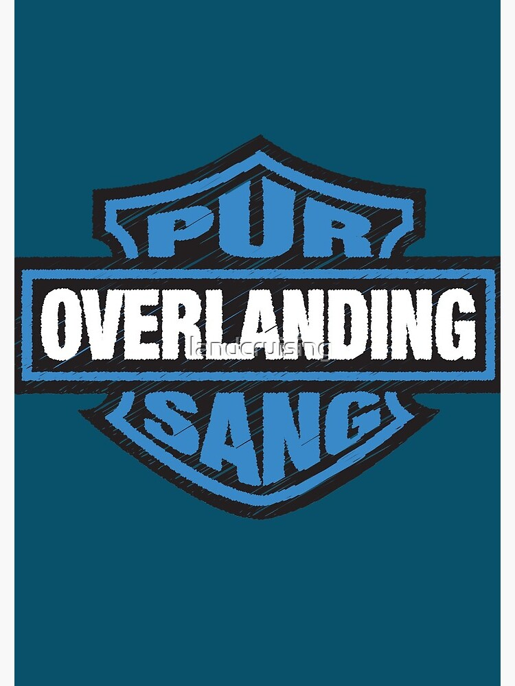 Overlanding Pur Sang by landcruising