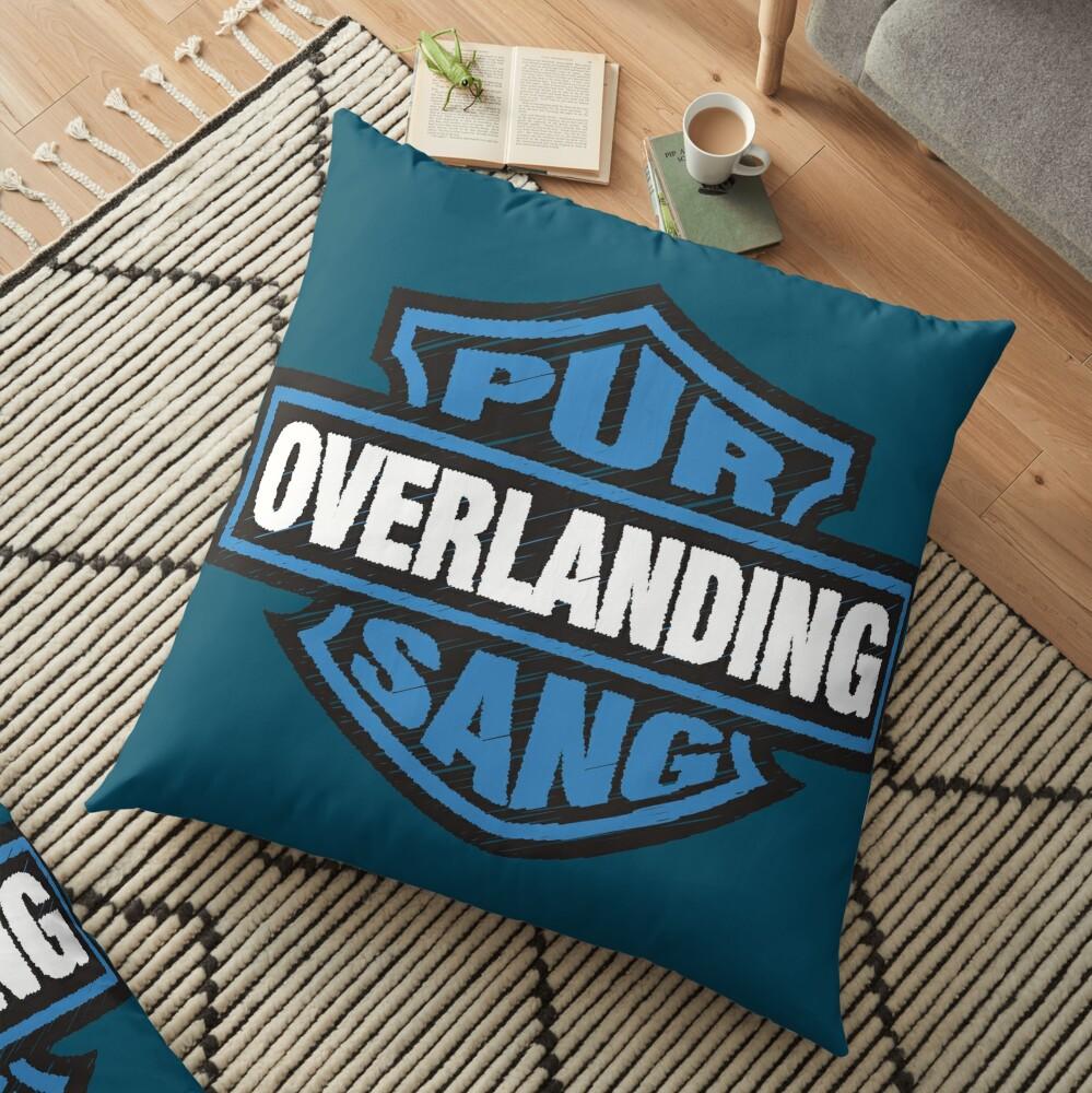 Overlanding Pur Sang Floor Pillow