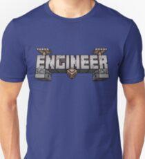 Minecraft Redstone Engineer Unisex T-Shirt